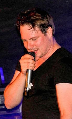 Shorty McPimp, Sänger der Band Infight.