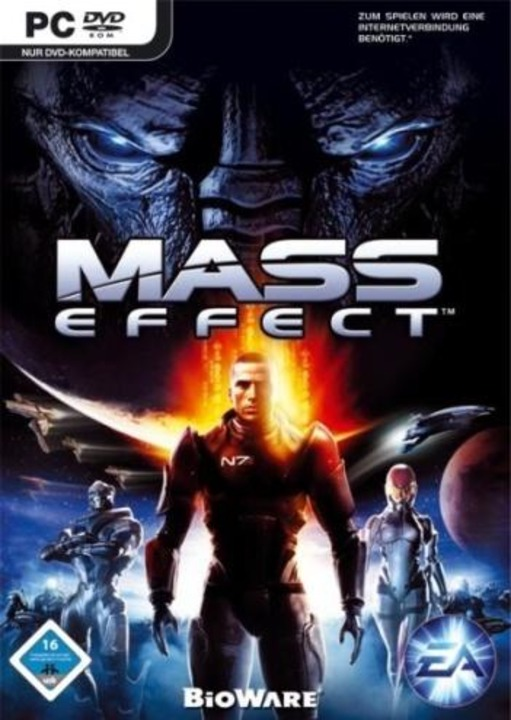 Platz 48: Mass Effect - Platz 48: Mass...uch so manch andere Route einschlagen.