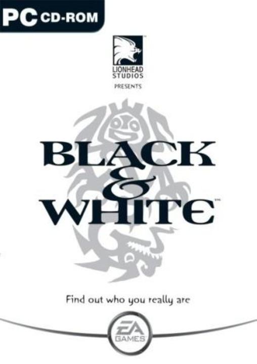Platz 47: Black & White - Platz 47... Götter-Simulation von Peter Molyneux.
