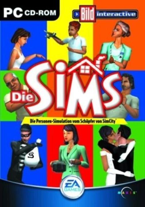 Platz 46: The Sims - Platz 46: The Sim... und natürlich ihren Hobbys nachgehen.