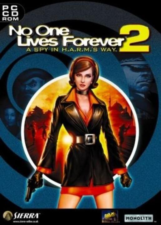 Platz 37: No One Lives Forever 2: A Sp...igen Terrorgruppe H.A.R.M. verhindern.