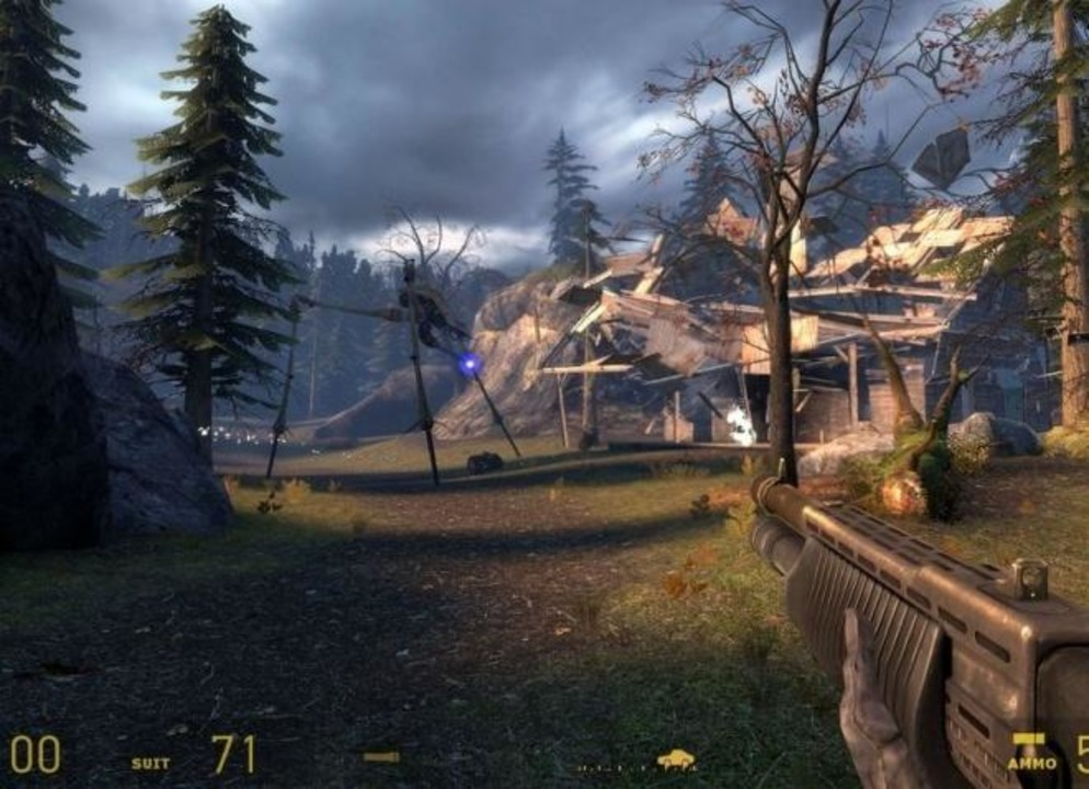Platz 36: Half Life 2 - Episode 2 - Pl...teht derzeit aber noch in den Sternen.