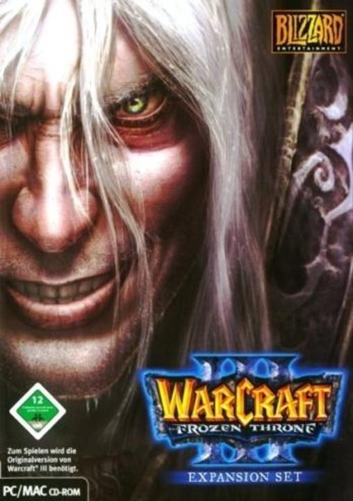 Platz 35: Warcraft III: The Frozen Thr...achtelfen, Menschen, Untoten und Orcs.