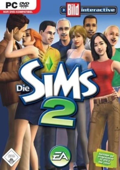 Platz 34: The Sims 2 - Platz 34: The S...eigenschaften und Aussehen der Eltern.