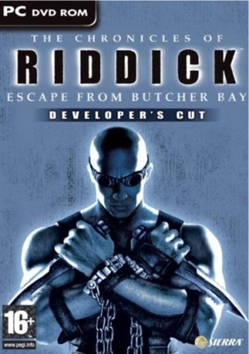 Platz 33: The Chronicles of Riddick: E...ichter Action-Shooter der Extraklasse.