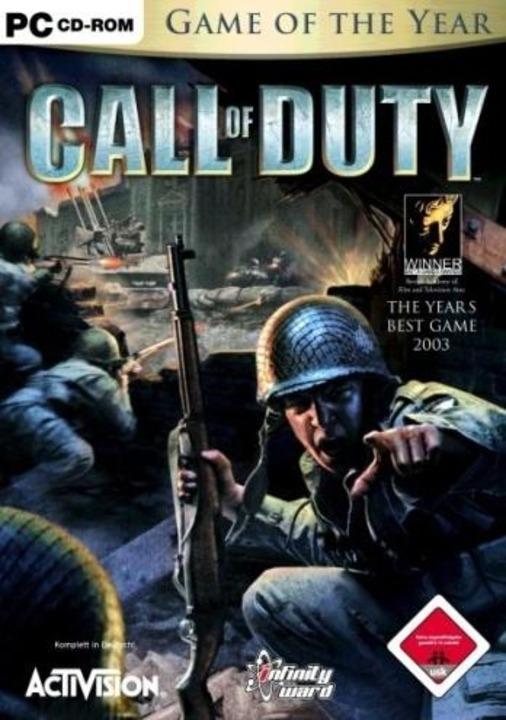 Platz 27: Call of Duty - Platz 27: Cal... macht Call of Duty zu einem Erlebnis.