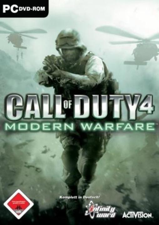 Platz 19: Call of Duty 4: Modern Warfa...enz belohnt, die ihres Gleichen sucht.
