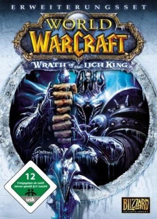 Platz 18: World of Warcraft: Wrath of ...ie maximale Level-Stufe auf 80 erhöht.