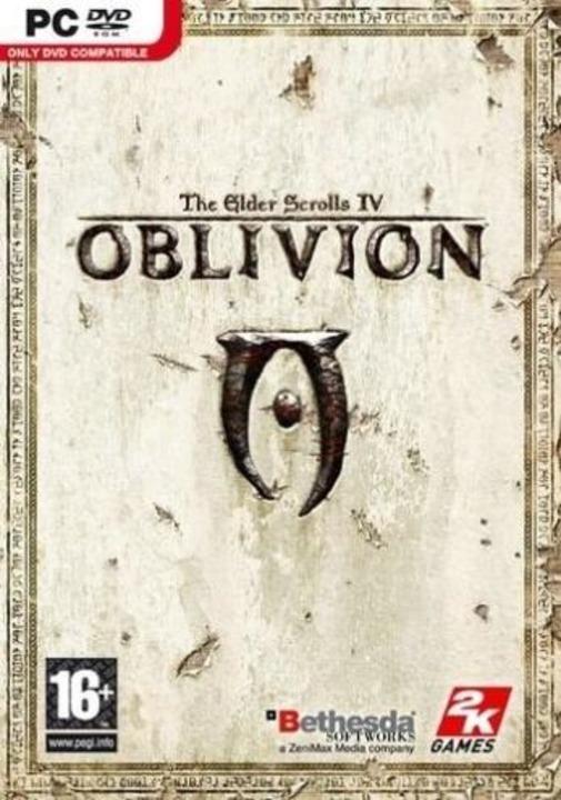 Platz 13: The Elder Scrolls IV: Oblivi...finsteren Klauen des Fürsten befreien.