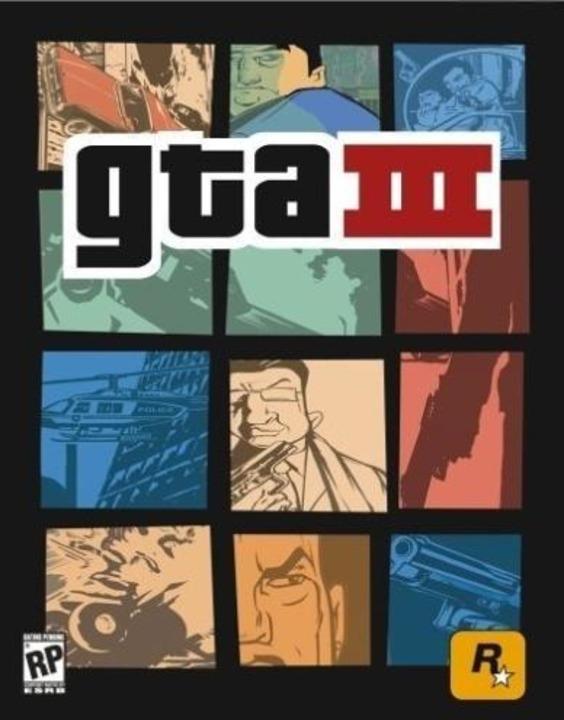 Platz 10: Grand Theft Auto III - Platz...en der ultimative Gangsterboss werden.