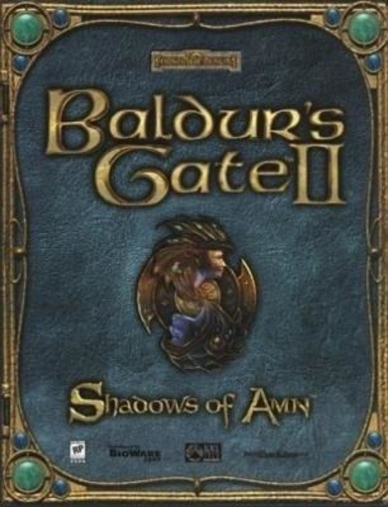 Platz 07: Baldur's Gate II: Shadows of...rt, sowie über 130 neue Zaubersprüche.