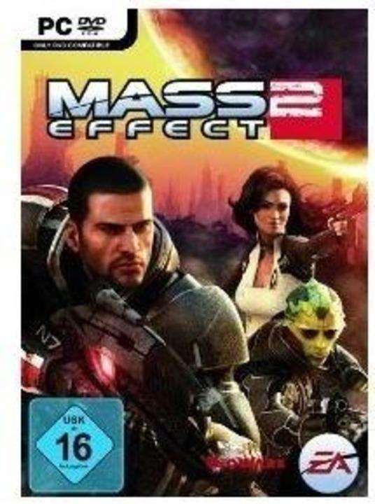 Platz 06: Mass Effect 2 - Platz 06: Ma...ge auf eine Fortsetzung warten müssen.
