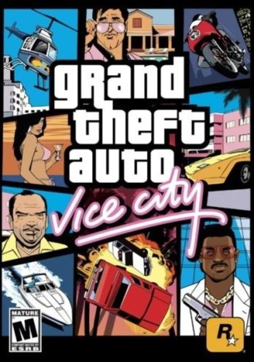 Platz 04: Grand Theft Auto: Vice City ...nd vollziehen halsbrecherische Stunts.