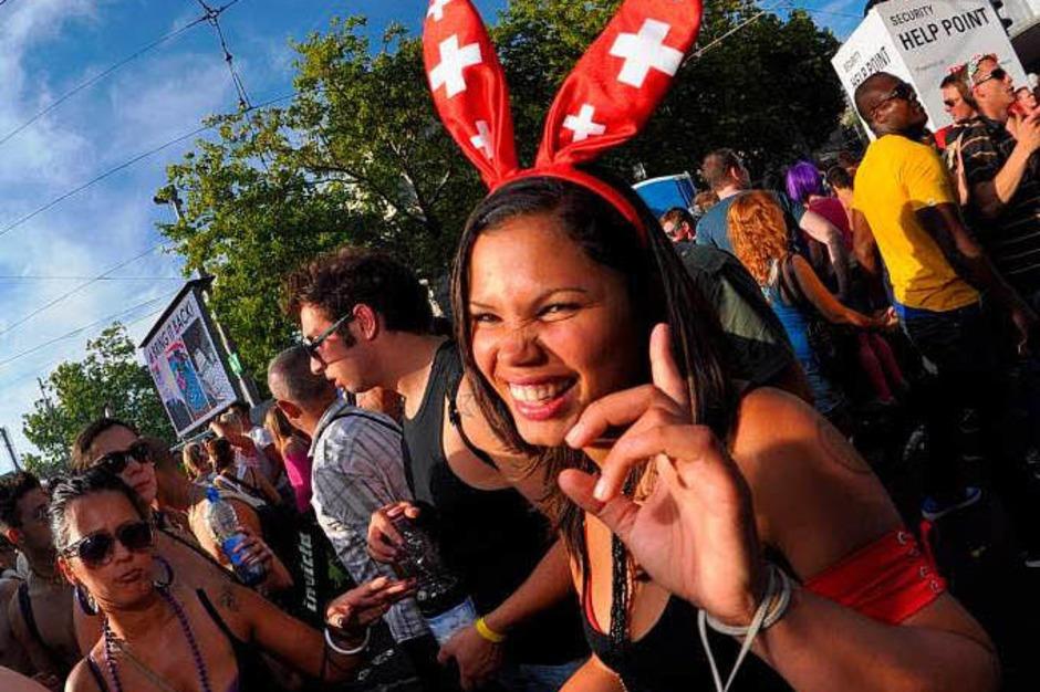 20. Street Parade in Zürich (Foto: Jan Lienemann)
