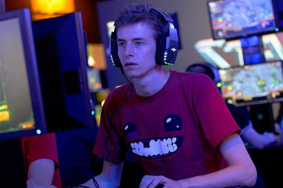 Computerspielemesse Gamescom in Köln (Foto: dpa)