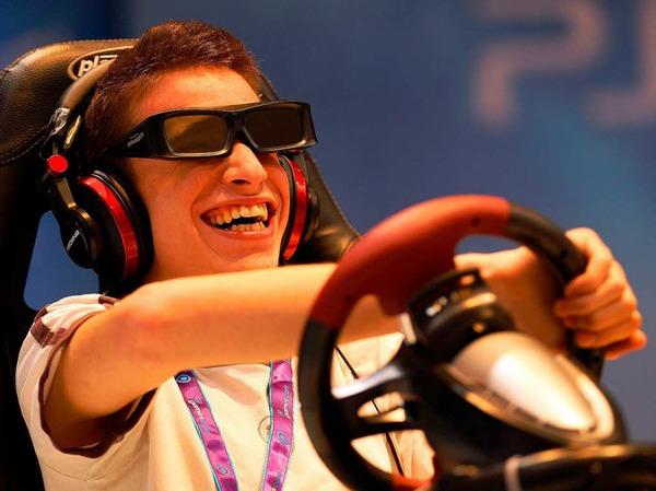 Computerspielemesse Gamescom in Köln