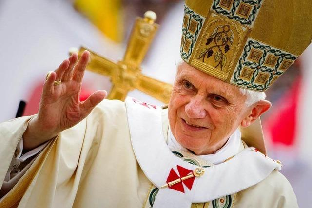 Papstbesuch im TV: ARD und ZDF wechseln sich ab