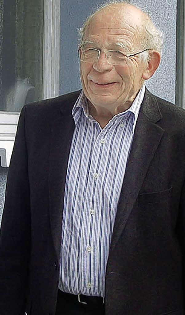 <b>Pater Georg</b> Kappeler... Foto: Kathrin Blum - 48826734