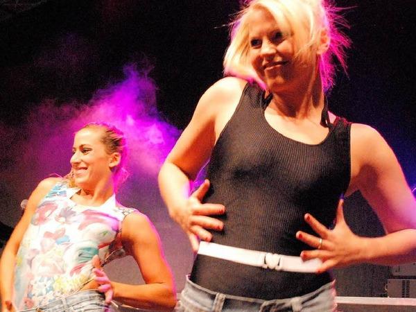 Ganz schön sexy: Matchless Dancers