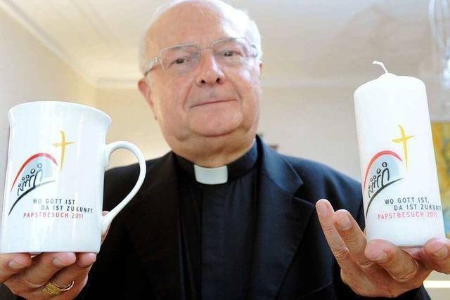 Den meisten Deutschen ist der Papstbesuch egal
