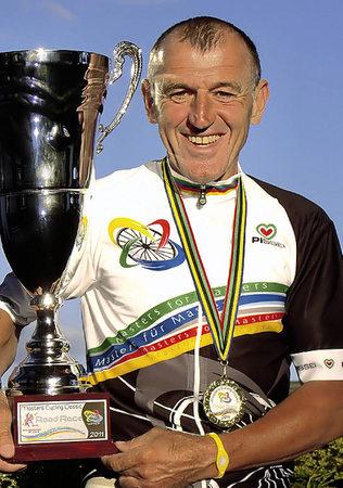 Uli Rottler Weltmeister Auf Der Stra E Radsport