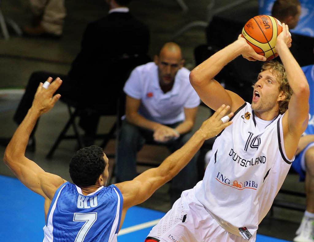 deutschland basketball