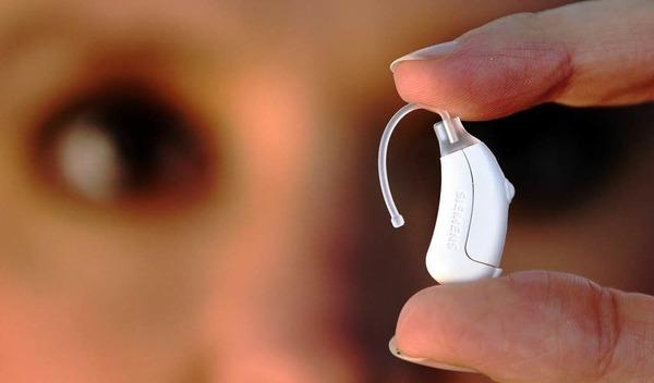 Erstmals auf der Elektronikmesse IFA werden Hörsysteme gezeigt