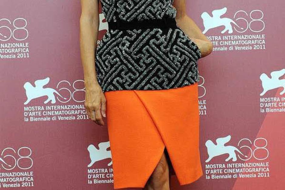 Bekannt für ihren eigenwilligen Stil: Marisa Tomei. (Foto: dpa)