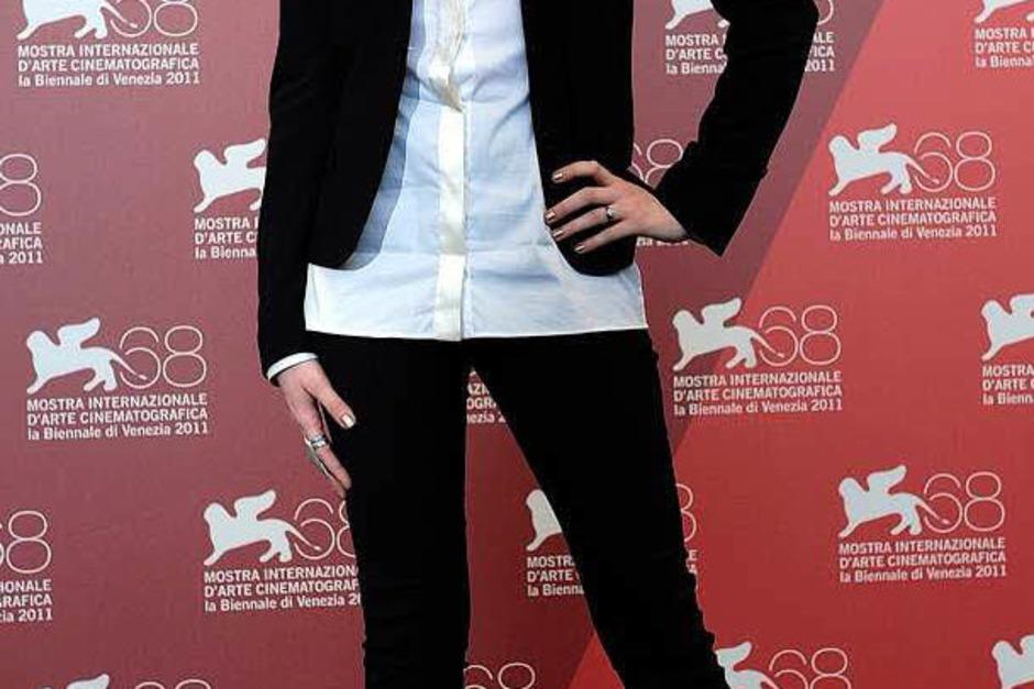 Evan Rachel Wood braucht keinen Glamour, um aufzufallen. (Foto: dpa)