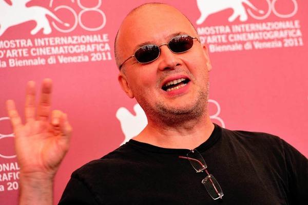 Der französische Regisseur Philippe Faucon.