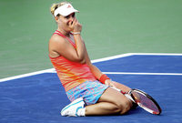 Angelique Kerber im Halbfinale der US-Open