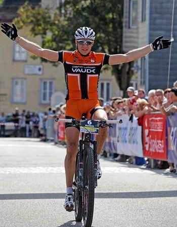 Markus Kaufmann (Meckenbeuren), Sieger �ber 120 Kilometer