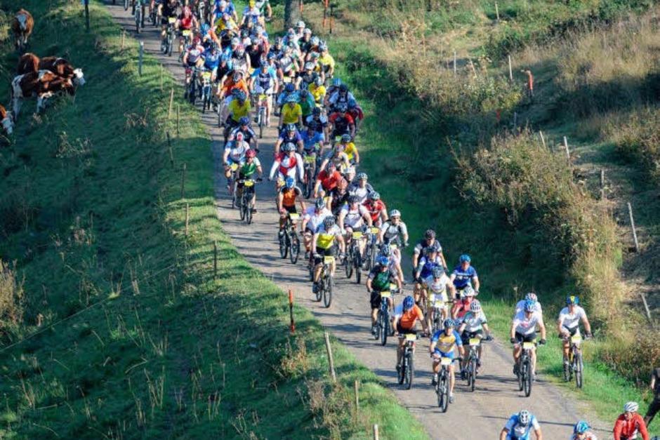 Radfahren mit Flair: Der Schwarzwald-Bike-Marathon (Foto: Patrick Seeger)