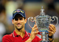 Novak Djokovic gewinnt US Open