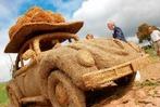 Fotos: Strohskulpturen in Höchenschwand