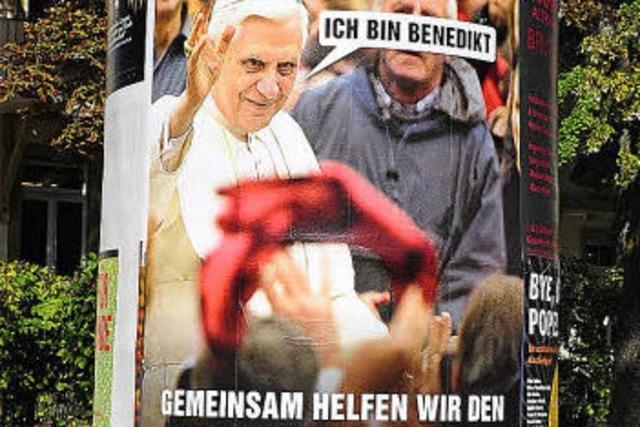 Der Kabarettist Matthias Deutschmann über den Papstbesuch