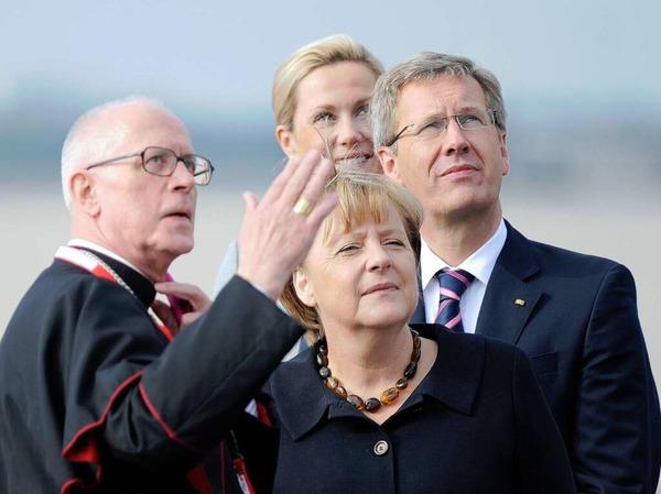 Berlin macht den Auftakt des viertägigen Deutschlandbesuchs von Benedikt XVI.