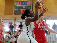 USC-Basketballerinnen gewinnen gegen Aufsteiger