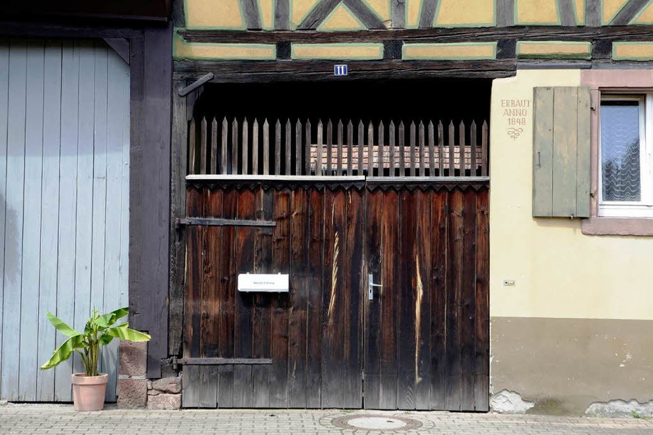 Einblicke in Grafenhausen (Foto: Christoph Breithaupt)