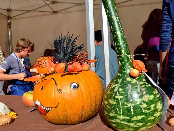 Impressionen vom Pro Lörrach-Herbstfest
