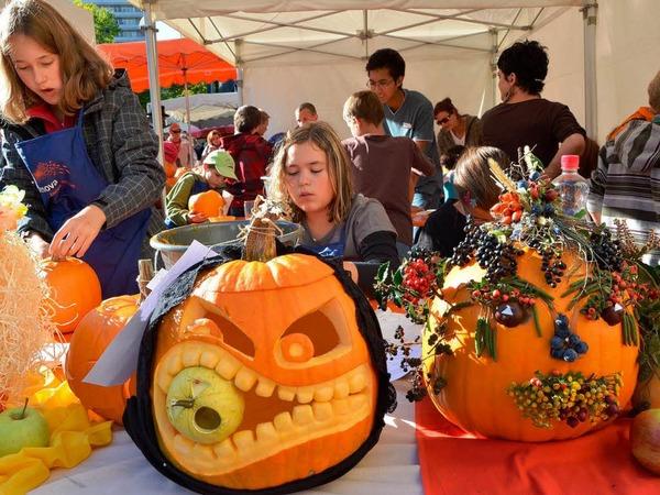 Impressionen vom Pro L�rrach-Herbstfest