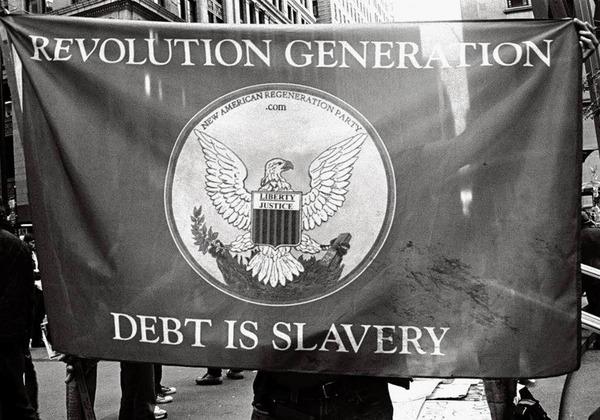 Occupy Wall Street - Beobachtungen im New Yorker Finanzdistrikt.