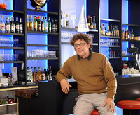 E-Werk-Restaurant: Frisches Ambiente und mediterrane Küche