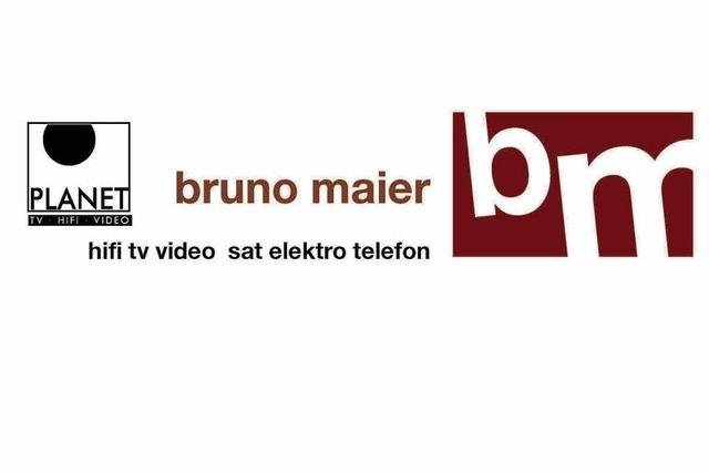 Bruno Maier HiFi-TV-Video-Sat
