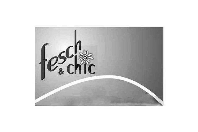 Werbering Kandern: Fesh & Chic