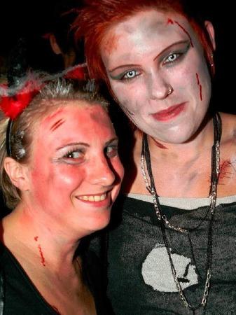 Impressionen von der Halloween-Party der Hotzenblitz-zunft in G�rwihl