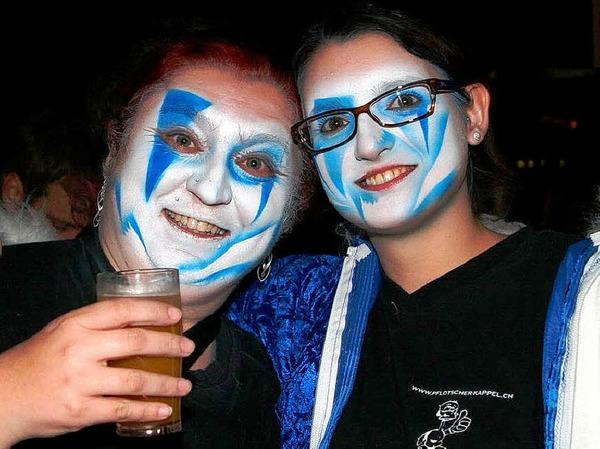 Impressionen von der Halloween-Party der Hotzenblitz-zunft in Görwihl