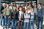 Fotos: Zischup-Klassen bei der BZ