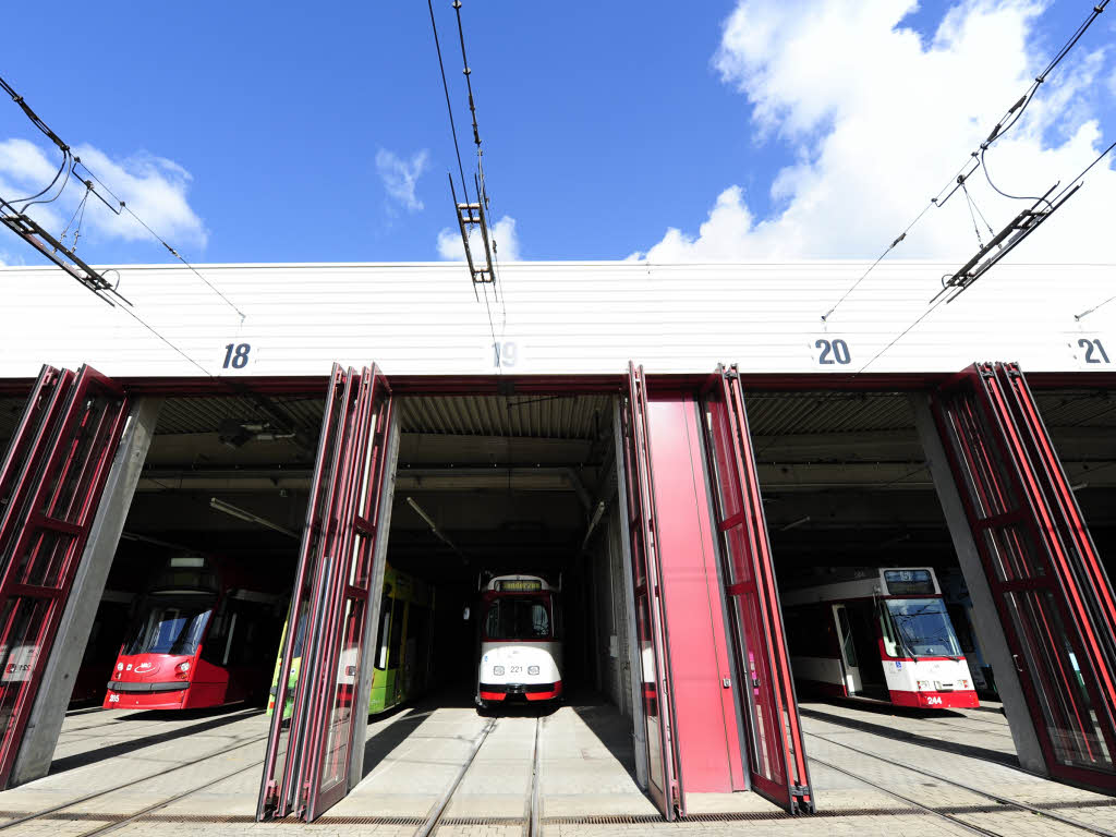 Bus und stra enbahnfahrer streiken den ganzen tag for Depot konstanz