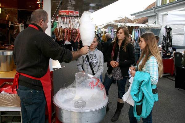 Impressionen vom Martinimarkt in G�rwihl